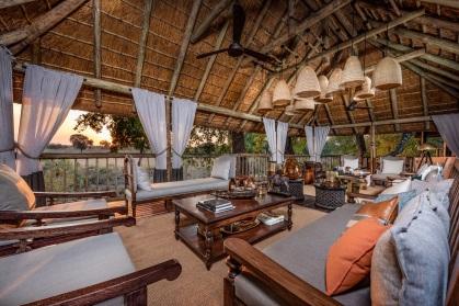 Selati Camp - Safari Lounge